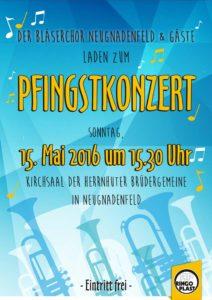 Pfingstkonzert